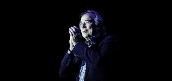 Doble concierto de Serrat en Madrid