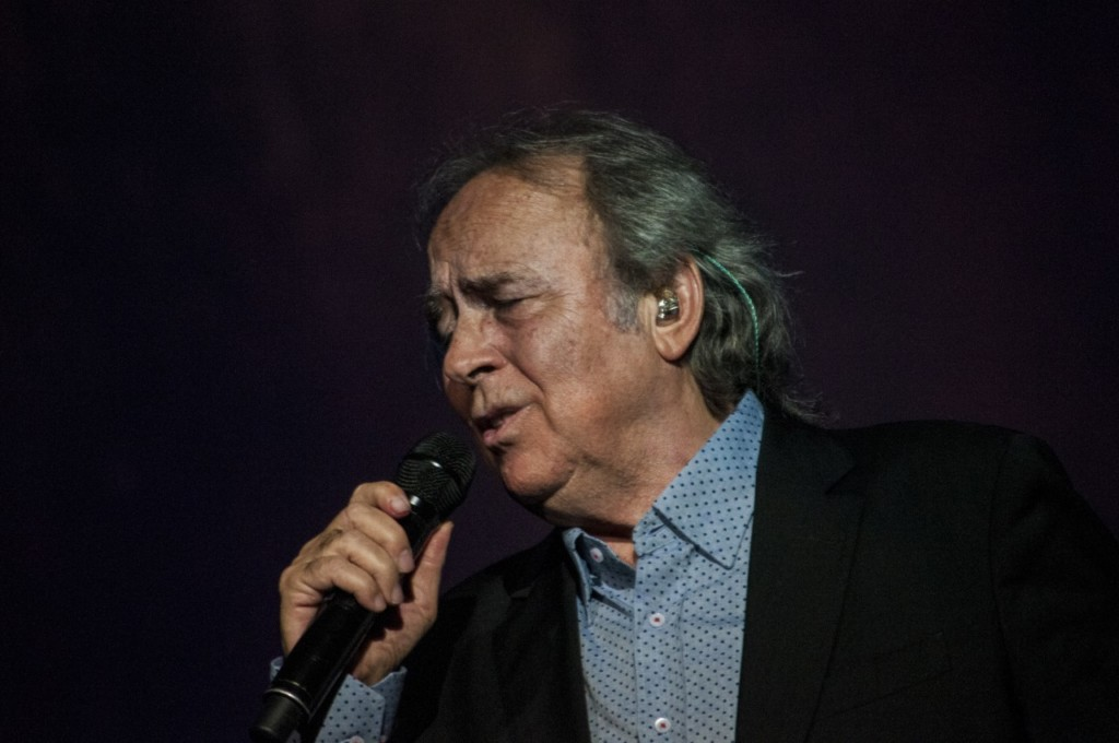 Joan Manuel Serrat y un show que fue una auténtica fiesta