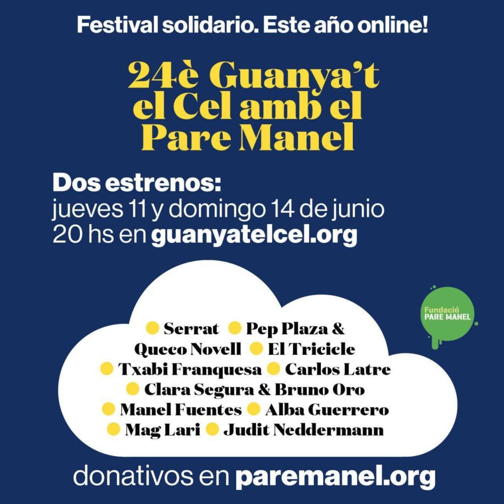 24º Festival Gánate el Cielo con el Padre Manel